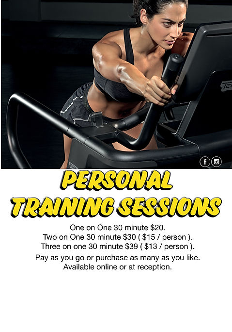 Personal Training Sessions 2020_Website.