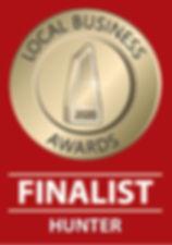 2020 Hunter Busines Awards Finalist_Webs
