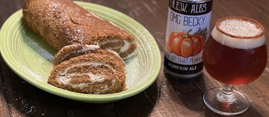OMG Becky Pumpkin Roll Recipe!