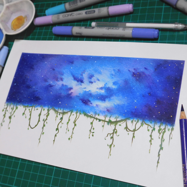 Traditional Spacescape