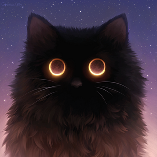 Eclipse Kitty