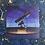 """Thumbnail: Square Print of """"Stars Above"""""""