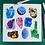 Thumbnail: Gemstones - Original Artwork