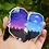 Thumbnail: Evening Kiss - Holographic Vinyl Sticker
