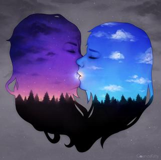 Evening Kiss (2019)