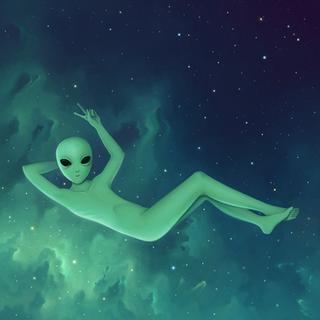 Alien - Digital Commission