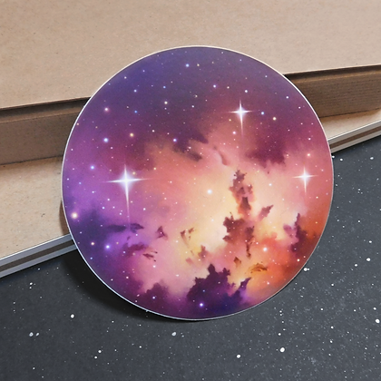 Little Universe - Vinyl Sticker