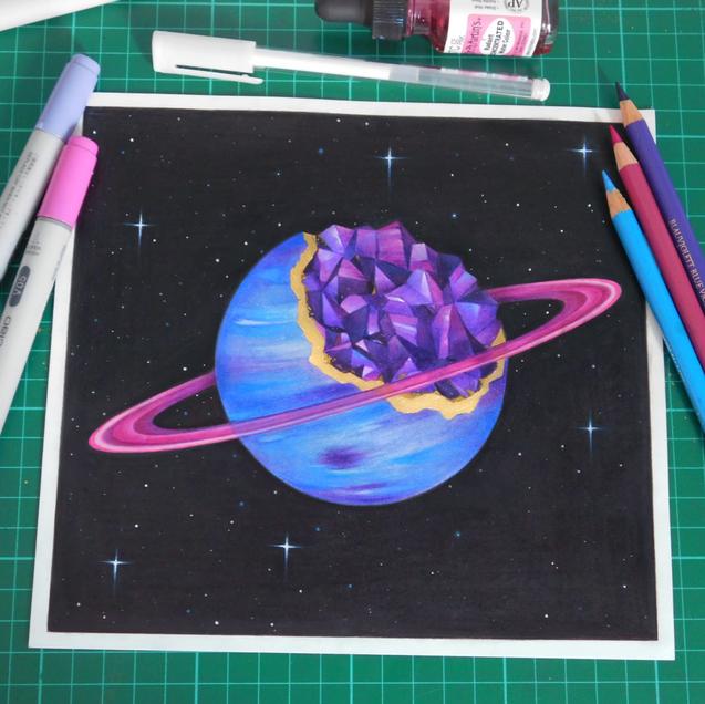 Geode Planet