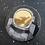 Thumbnail: Voyager - Metallic Gold Sticker