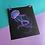 """Thumbnail: Print of """"Bioluminescence"""""""