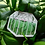 Thumbnail: Little Greenhouse - Transparent Vinyl Sticker