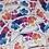 Thumbnail: Sky Palette - Transparent Vinyl Sticker