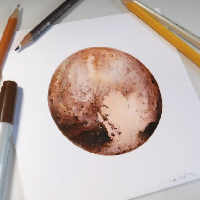 Pluto (Study)
