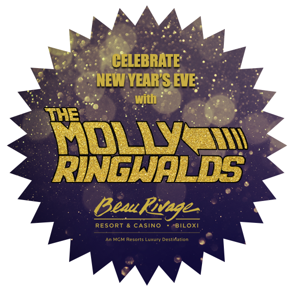 The Molly Ringwalds New Years Eve 2020.p