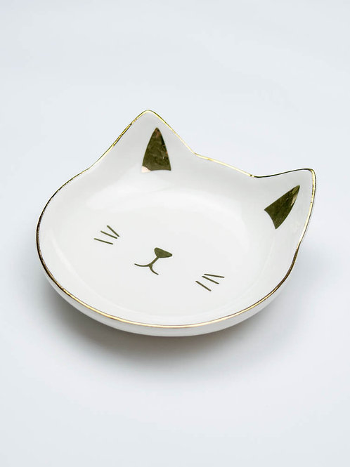 Classic Cat Trinket Tray