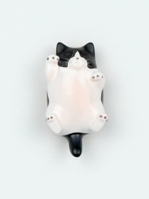 Fat Cat Fridge Magnet - Felix front view