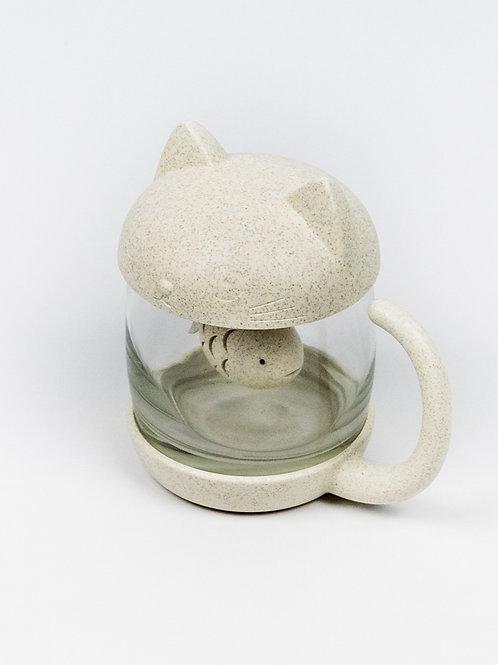 Kit-Tea Infuser Mug side view