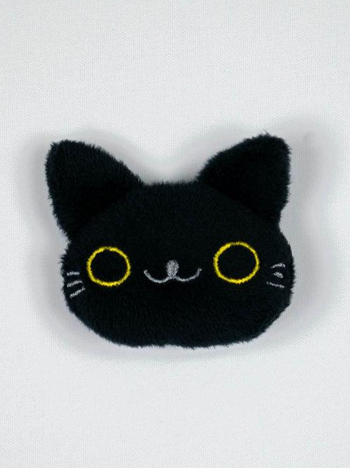 Black Cat Face Toy
