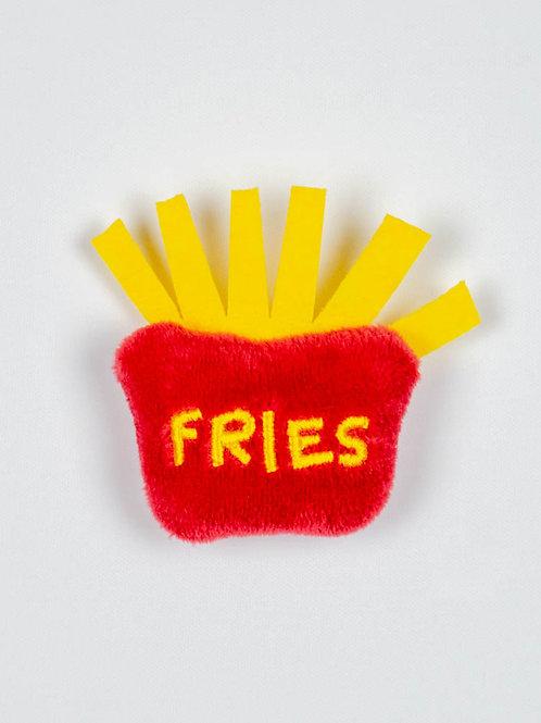 Fries Cat Toy