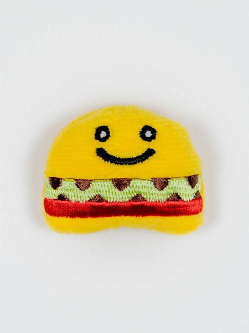 Burger Cat Toy