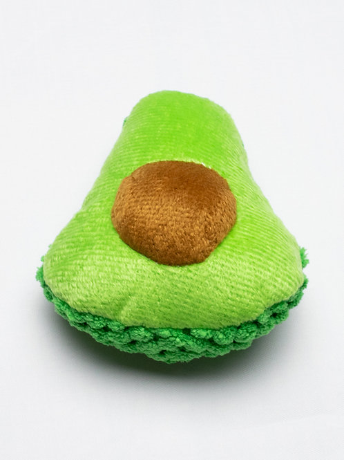 Avocado Cat Toy