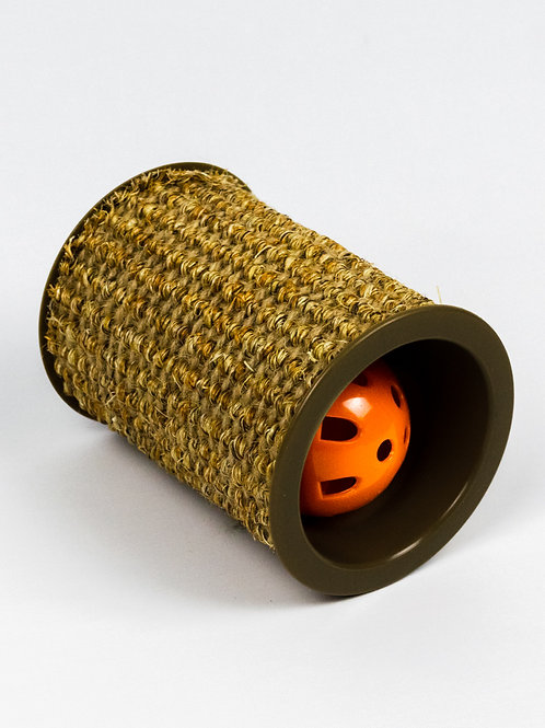 Scratch-ems Sisal Cat Toy side view