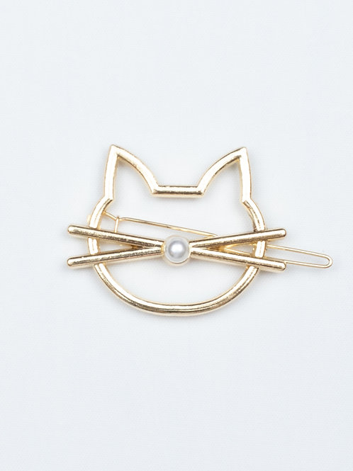 Kitty Hair Clip
