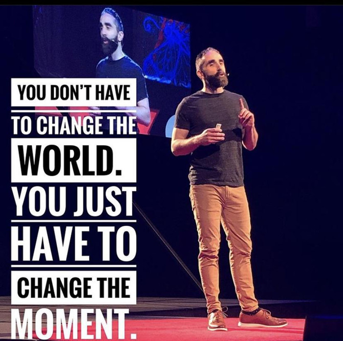 My TED Experience + Advice For Future Speakers