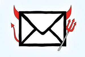 The 5 Worst Email Sins