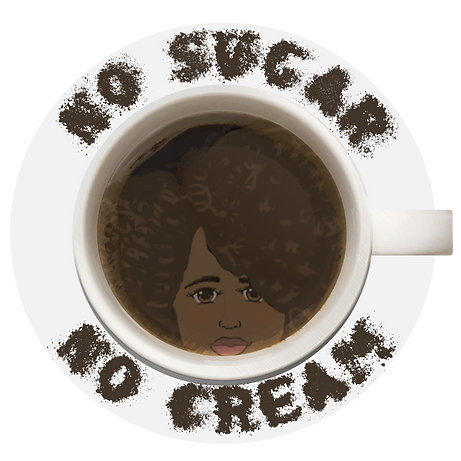No Sugar No Cream Mag Logo