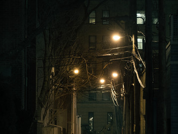 Enjoy Your Vagina: Intimacy Met Kink In A Darkened Alley