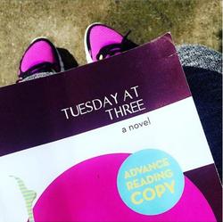 Tuesday At Three Book