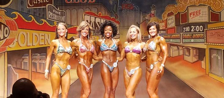 Muscles Pop On Darker Skin: One Black Woman's Bodybuilding Journey