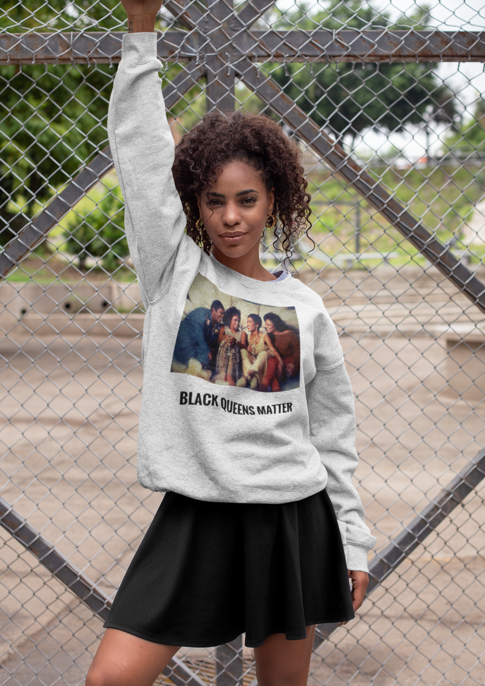 waiting to exhale sweatshirt