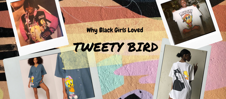 Why Black Girls Loved Tweety Bird