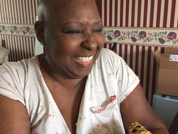 God Told Me I Wouldn't Die From Breast Cancer And Then It Came Back