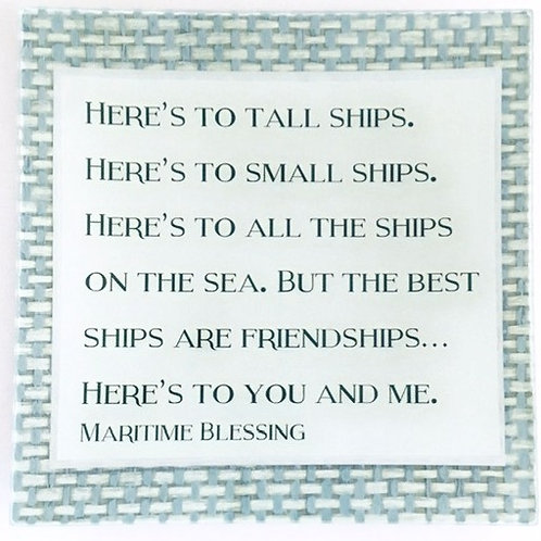 Here's to Tall Ships...