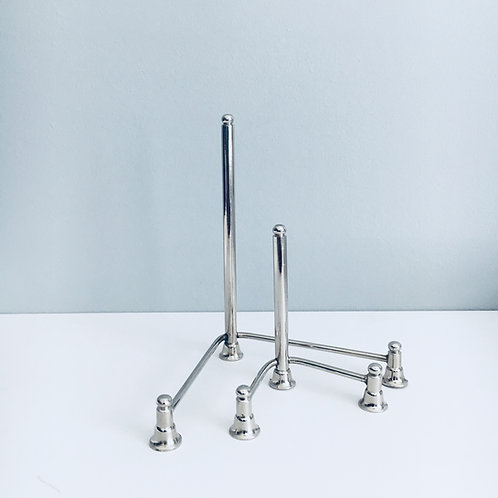 """3"""" Silver Stand"""