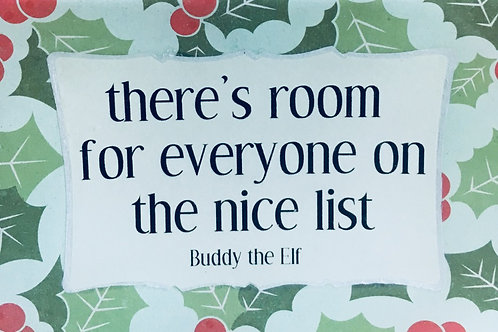 There's Room For Everyone...
