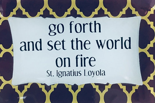 Go Forth...