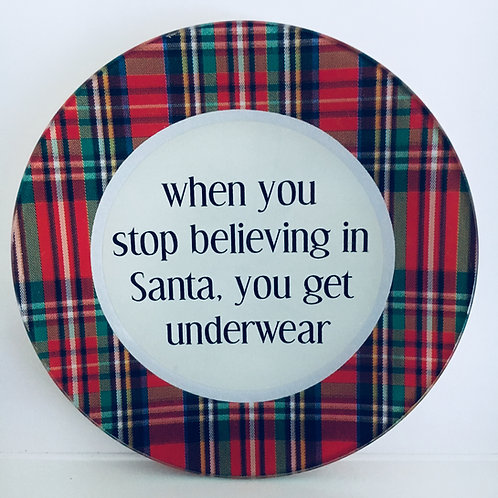 When You Stop Believing...