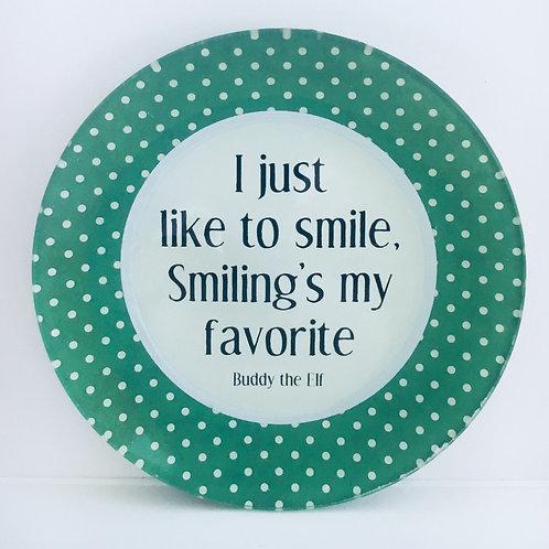 I Like to Smile...