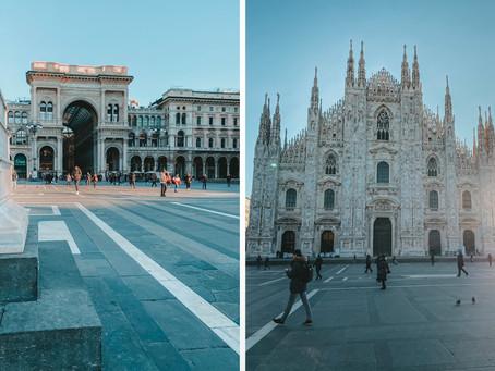 Kurztrip nach Mailand & Fotospots