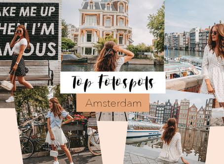Top Fotospots Amsterdam