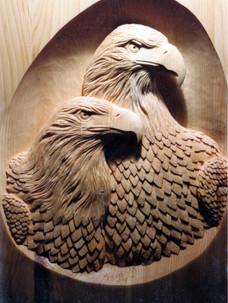 Wood Relief