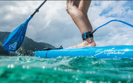 Sécurité : le Stand up Paddle sur le lac Léman