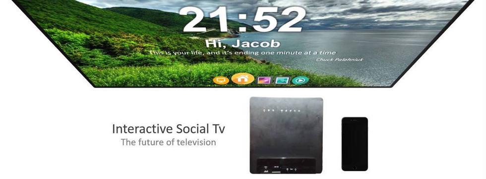 Interactive Social TV