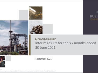 Analysis of Bushveld Minerals Cash Generation - Part 2