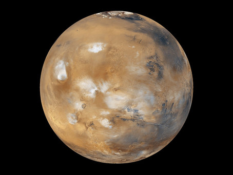 How cold is Mars?