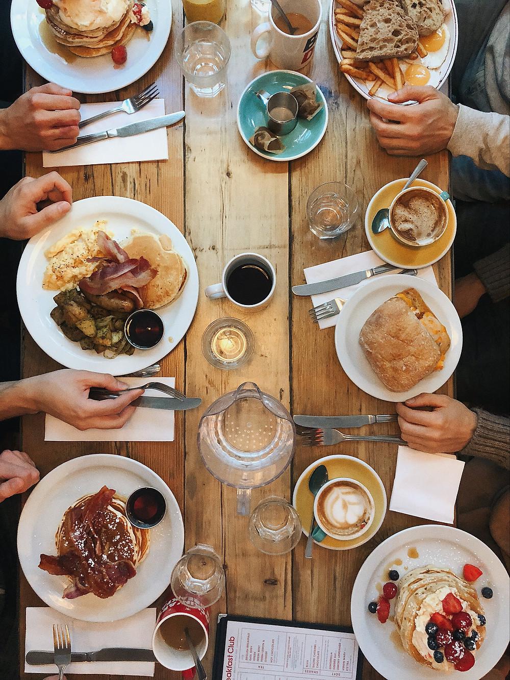 レストラン, マンツーマンレッスン, How to politely order food in a restaurant